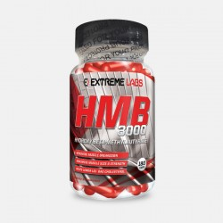 Extreme Labs - Hmb Hydroxy Beta-Methlybutyrate 180caps