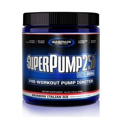 Gaspari - SUPERPUMP 250 with DMAA