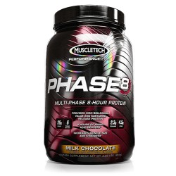 MUSCLETECH - PHASE8 , 4LBS