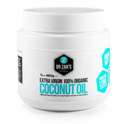 Dr. Zak's - Extra Virgin Coconut Oil 500ml