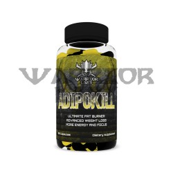 WARRIOR LABS - ADIPOKILL 90 CAPS