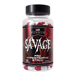 UNDERGROUND PHARMA - SAVAGE...