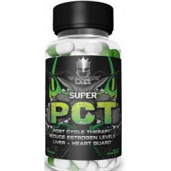 WARRIOR LABS - SUPER PCT 90CPS
