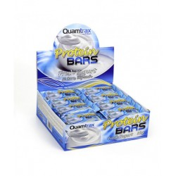 QUAMTRAX - PROTEIN BARS...