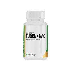 German Pharmaceuticals - TUDCA+ NAC - 60 caps