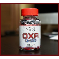 CORE LABS - OXA-D-20   60CPS