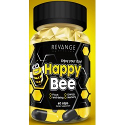 REVANGE - HAPPY BEE 60CPS