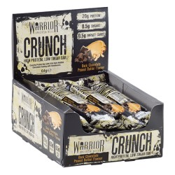 WARRIOR - Warrior Crunch Bar 12 x 64g