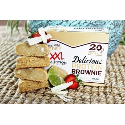 XXL NUTRITION - DELICIUS PROTEIN BROWNIE 5 PACK