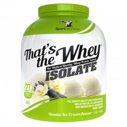 SPORT DEFINITION - THAT'S THE WHEY ISOLATE 2270GR