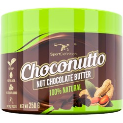 SPORT DEFINITION - CHOCONUTTO (CHOCOLATE & PEANUT) 250 GR