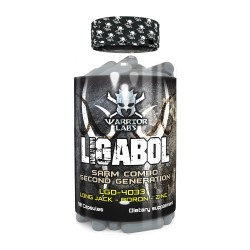 WARRIOR LABS - LIGABOL...