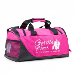 GORILLA WEAR - SANTA ROSA GYM BAG PINK/BLACK