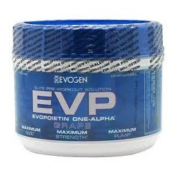 EVOGEN - EVP PRE-WORKOUT SUPPLEMENT