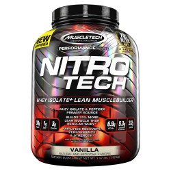 MUSCLETECH - NITRO TECH...