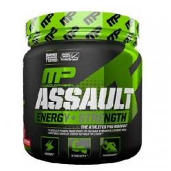 MUSCLE PHARM - ASSAULT 30SRV