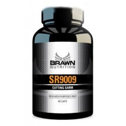 BRAWN NUTRITION - SR9009 , 60CPS