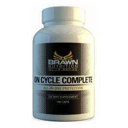 BRAWN NUTRITION - ON CYCLE COMPLETE 180CPS
