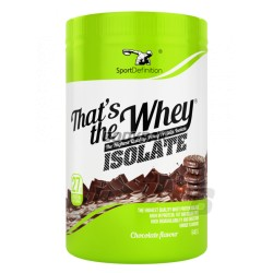 SPORT DEFINITION - THAT'S THE WHEY 2270GR