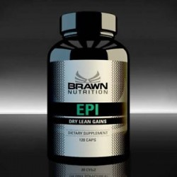 BRAWN NUTRITION - EPI 10MG 120CPS