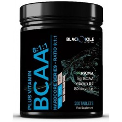 BLACK HOLE NUTRITION - 100% WHEY PROTEIN