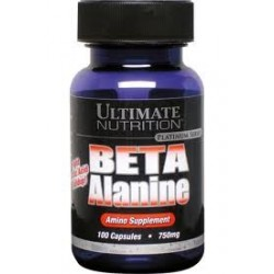 ULTIMATE NUTRITION - BETA ALANINE 100CAPS