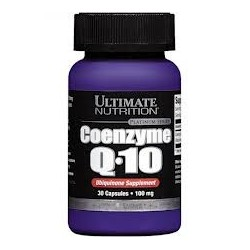 ULTIMATE NUTRITION - CO-ENZYME Q10 30 CAP