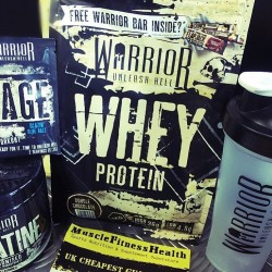 WARRIOR NUTRITION - WARRIOR...