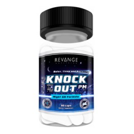 REVANGE - Knock Out PM 30 caps