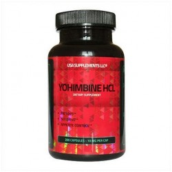 YOHIMBE HCL 10MG , 100CPS