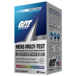GAT -  MENS MULTI +TEST 90TABS