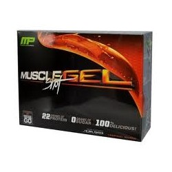 MUSCLEPHARM - MUSCLE GEL VARIETY PAK , 12PAK