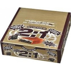 2:1 PROTEIN BARS , 12 BARS X 92GR