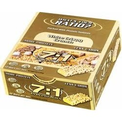 7:1 PROTEIN BARS , 12 BARS X 92GR