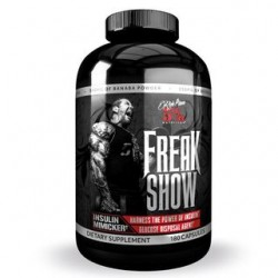 5% RICH PIANA -  Freak Show...