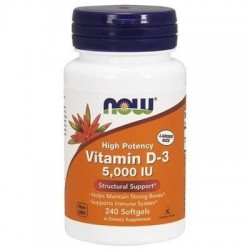 NOW FOOD - Vitamin D-3...