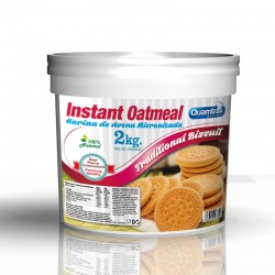 QUAMTRAX - OATS MEAL 2KG TRADITIONAL BISCUIT
