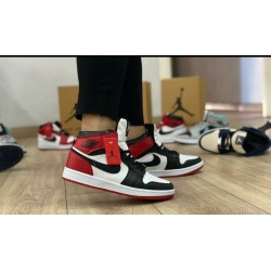 NIKE AIR JORDAN RED & BLACK...