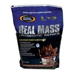 GASPARI NUTRITION - REAL MASS PROB. SERIES 12LBS
