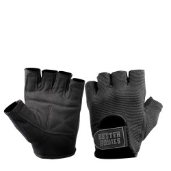 BETTER BODIES - BASIC GYM GLOVES - BLACK