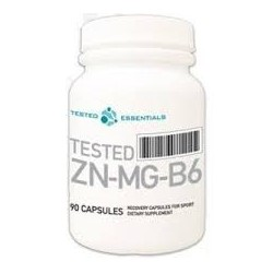 TESTED NUTRITION - ZMA+B6 - 90CAPS