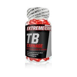EXTREME LABS - TB CARNAGE (TRENDIONE) 90CAPS