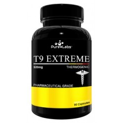 PURE LABS - T9 EXTREME - 90 CAPS