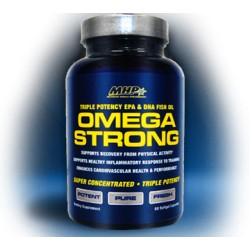 MHP - OMEGA STRONG 60 SOFTGELS