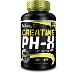 BIOTECH - CREATINE PH-X 210 CAPS