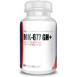 German Pharmaceuticals MK-677 GH+ - 30 Capsules