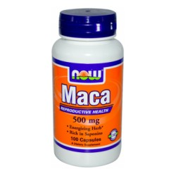 NOW FOODS - MACA 100CPS