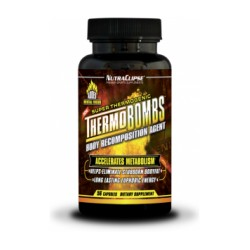 NUTRACLIPSE - THERMO BOMBS...