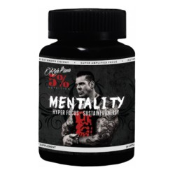 5% NUTRITION - Mentality 90 caps