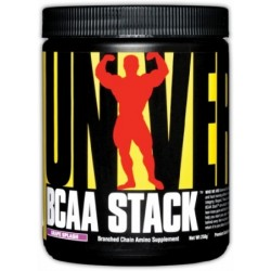 UNIVERSAL BCAA STACK - 250GR